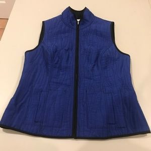 Chico's Quilted Vest